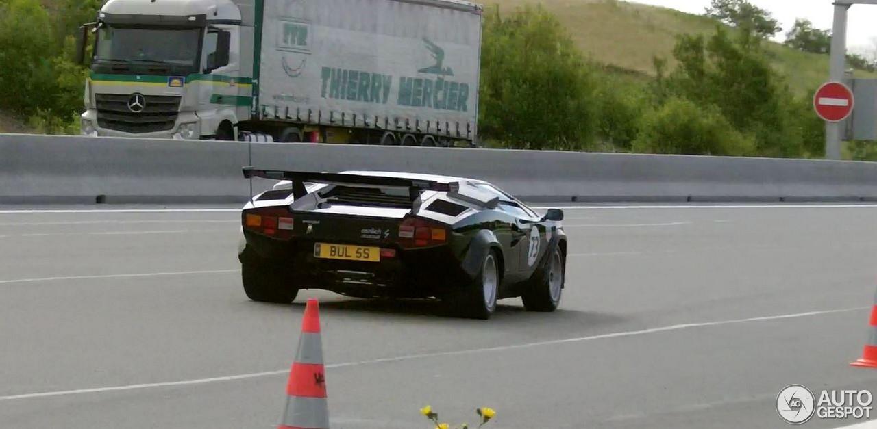 Lamborghini Countach 5000 Quattrovalvole 24 Juillet 2016 Autogespot