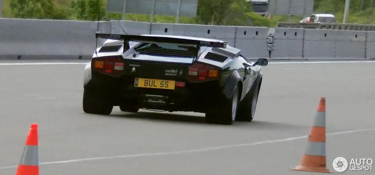 2010 Lamborghini Countach Quattrovalvole photo - 3
