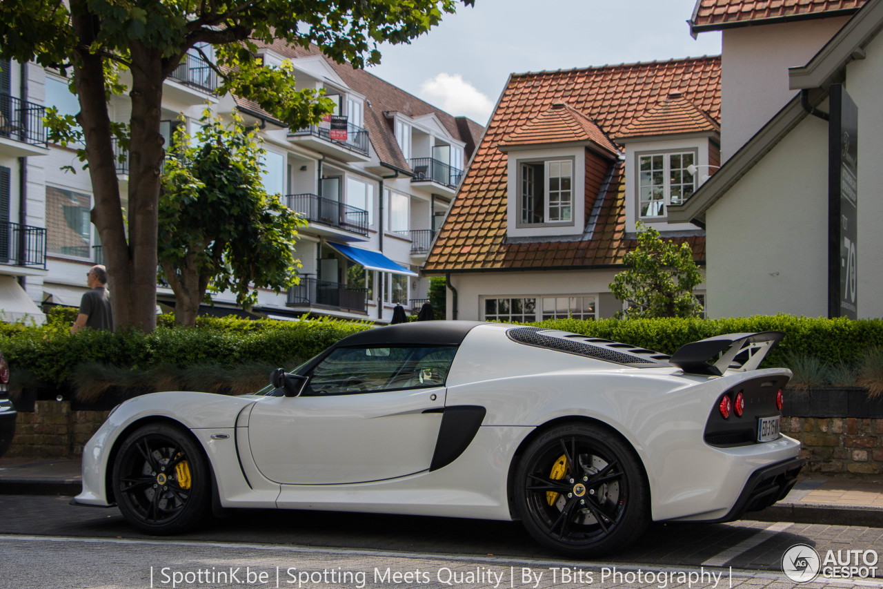 lotus exige 350 sport 24 juli 2016 autogespot. Black Bedroom Furniture Sets. Home Design Ideas