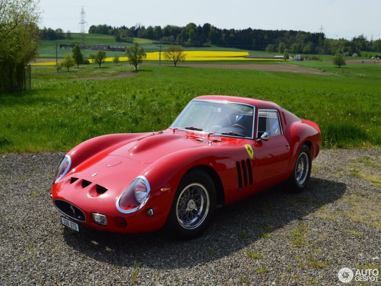 ferrari 330 gto 25 july 2016 autogespot. Black Bedroom Furniture Sets. Home Design Ideas
