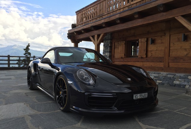 Porsche Techart 991 Turbo S Cabriolet MkII