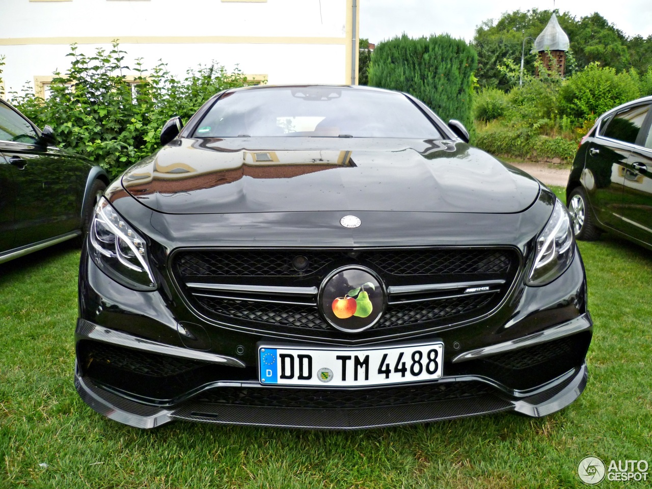 Mercedes benz brabus s b63 650 coupe c217 29 july 2016 for Mercedes benz 650