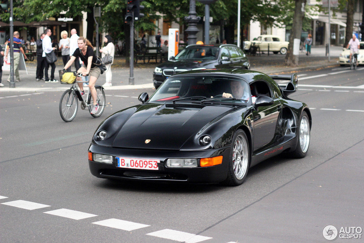 Porsche Strosek 964 Speedster 29 July 2016 Autogespot