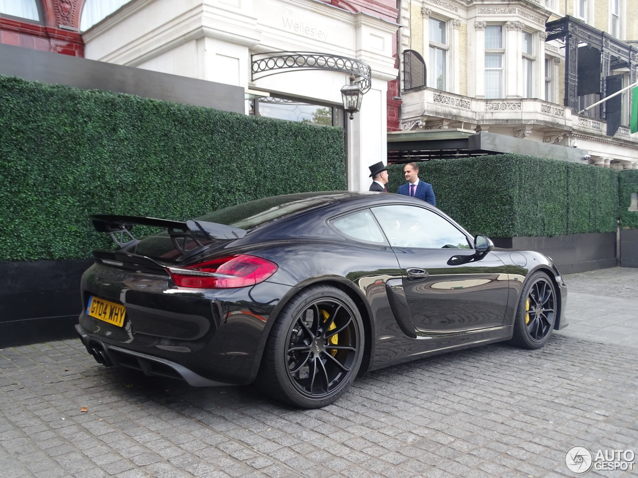 porsche 981 cayman gt4 30 july 2016 autogespot. Black Bedroom Furniture Sets. Home Design Ideas