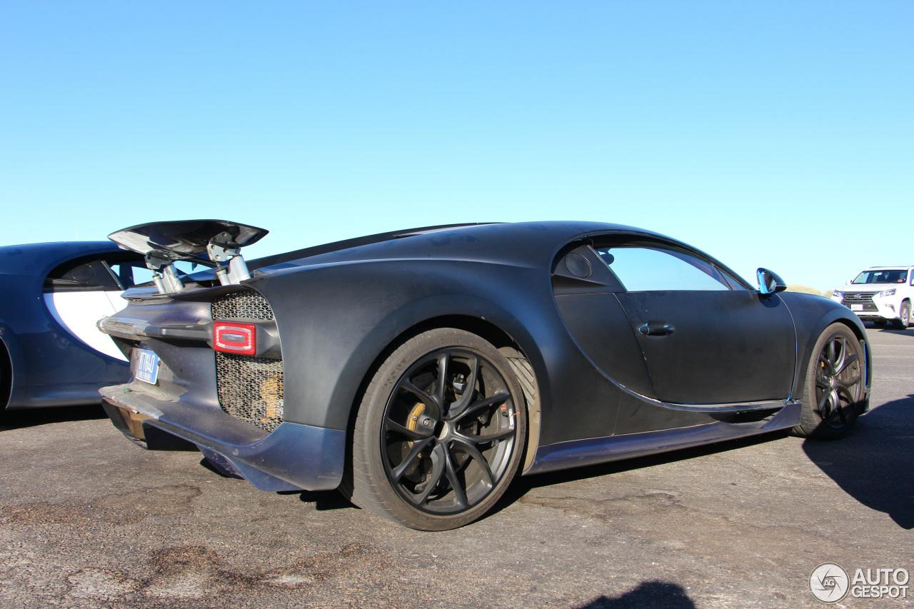 Bugatti Chiron 31 Juli 2016 Autogespot