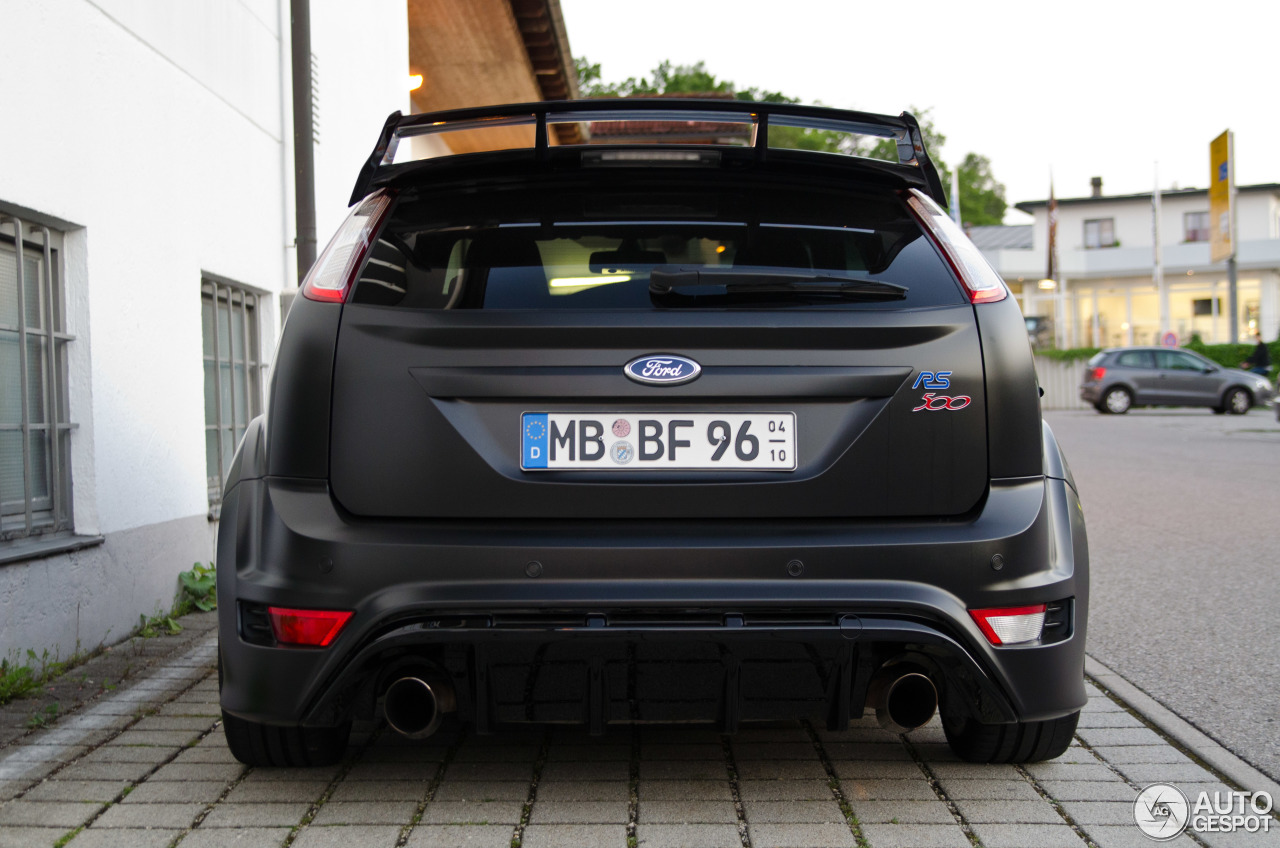ford focus rs 500 31 juli 2016 autogespot. Black Bedroom Furniture Sets. Home Design Ideas