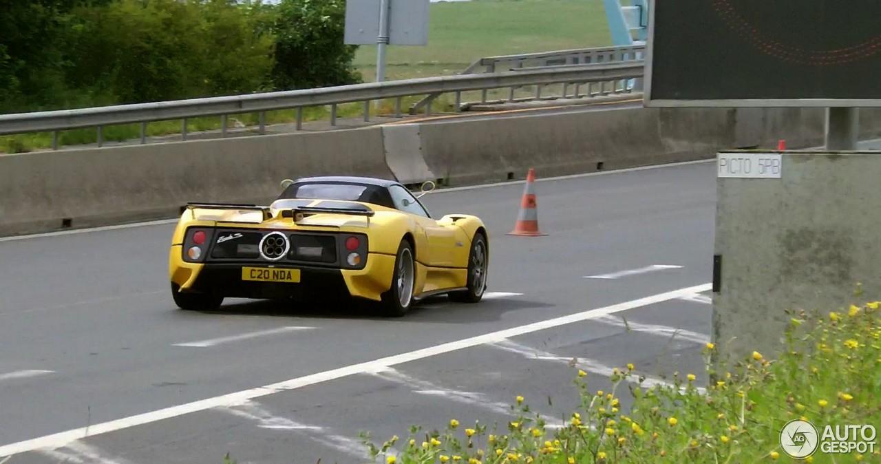 2009 Pagani Zonda C12 S Roadster photo - 8
