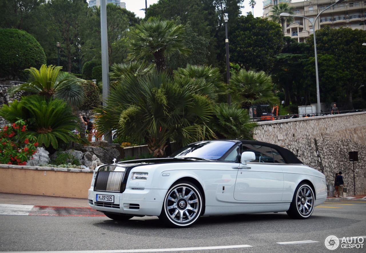 Rolls royce phantom drophead coup series ii 1 august - Rolls royce drophead coupe ...