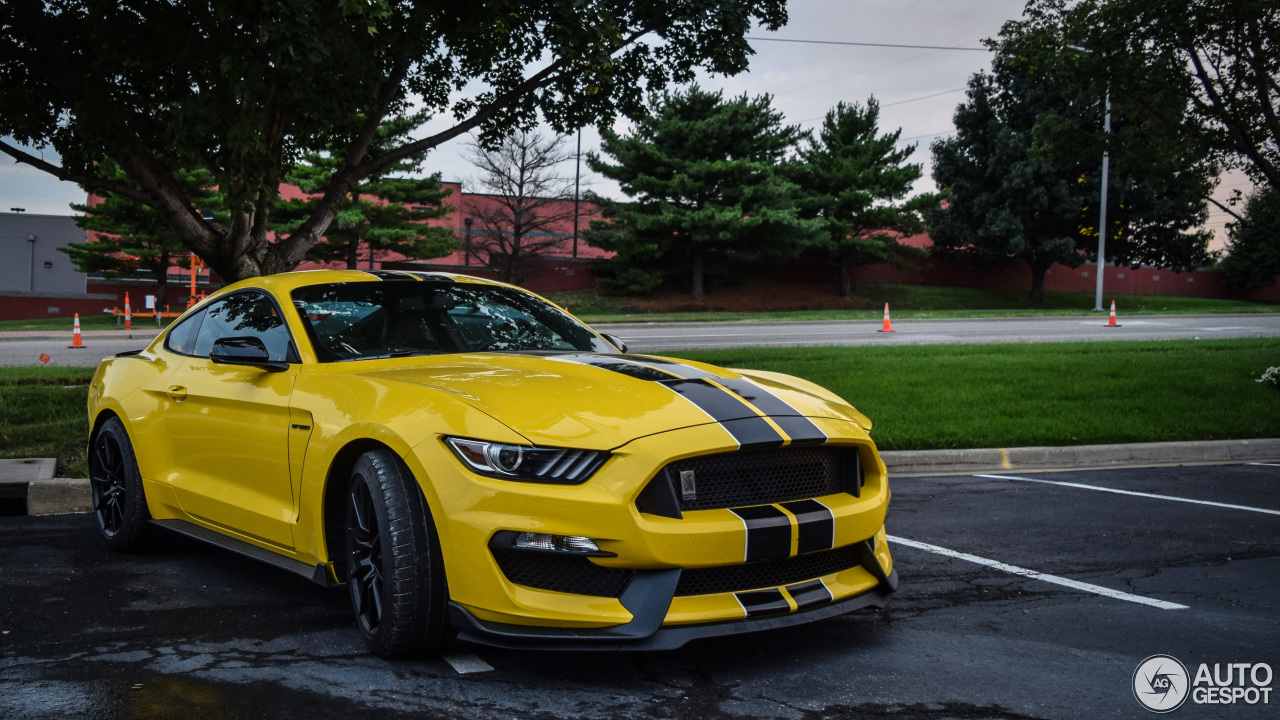 Ford Mustang Shelby Gt 350 2015 2 August 2016 Autogespot