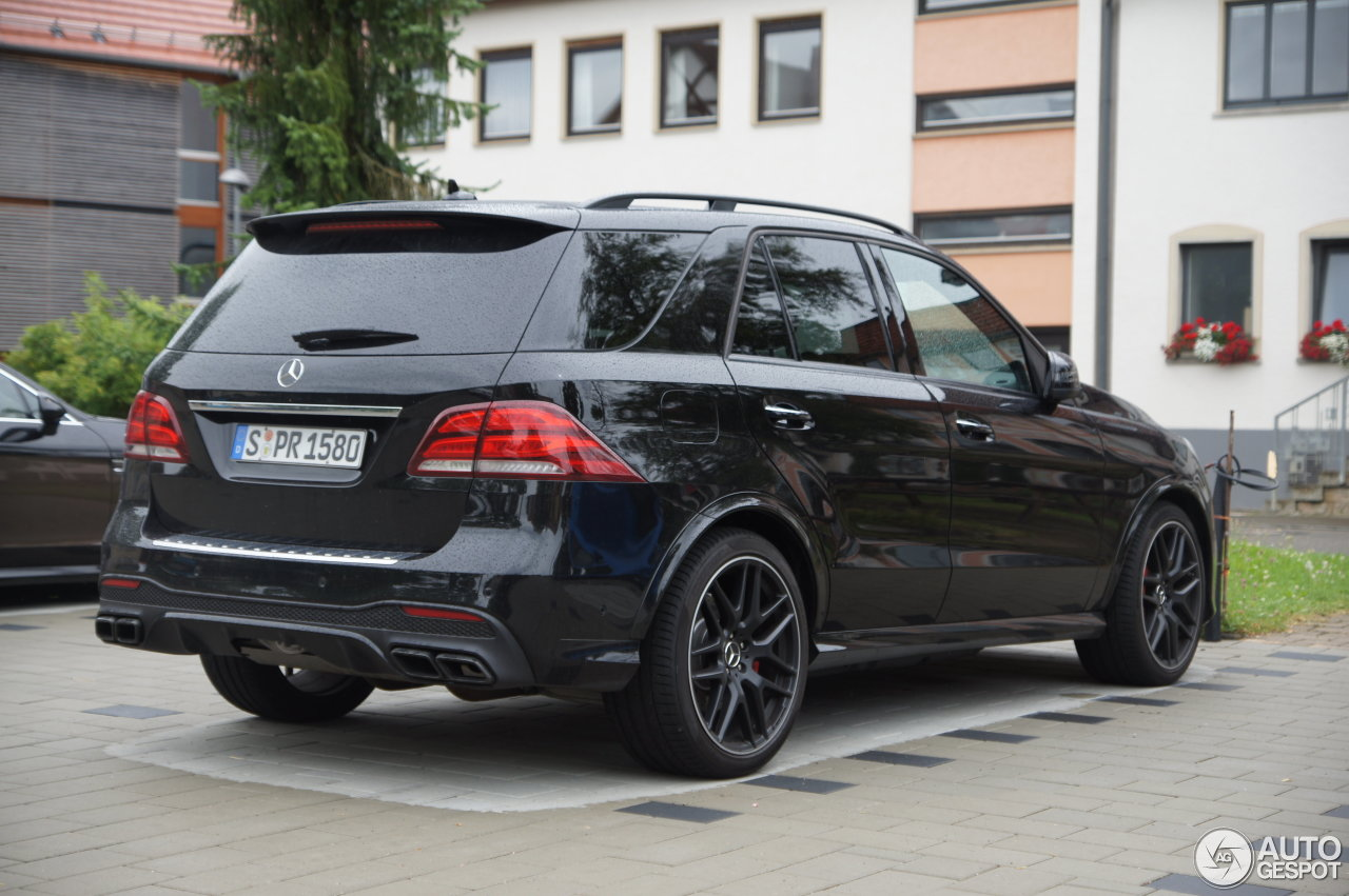 mercedes amg gle 63 s 2 august 2016 autogespot. Black Bedroom Furniture Sets. Home Design Ideas
