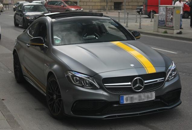 Mercedes-AMG C 63 S Coupé C205 Edition 1