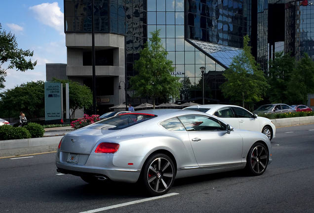 Bentley Continental GT V8 Le Mans Edition
