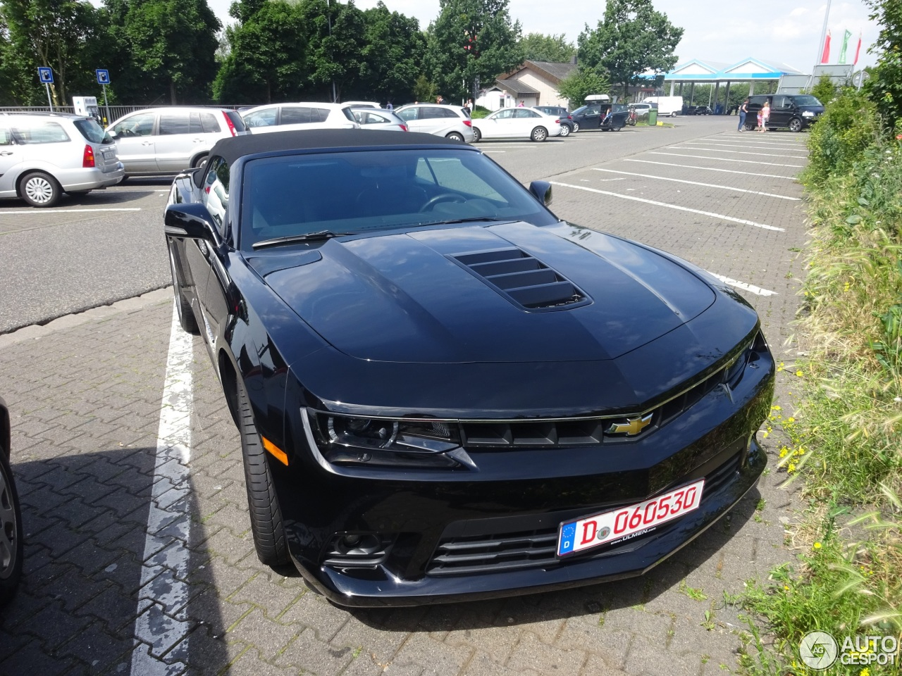 chevrolet camaro ss convertible 2014 4 august 2016 autogespot. Cars Review. Best American Auto & Cars Review