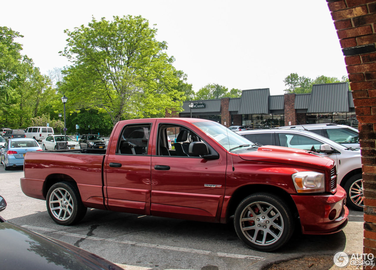Dodge Ram Srt 10 Quad Cab 4 August 2016 Autogespot