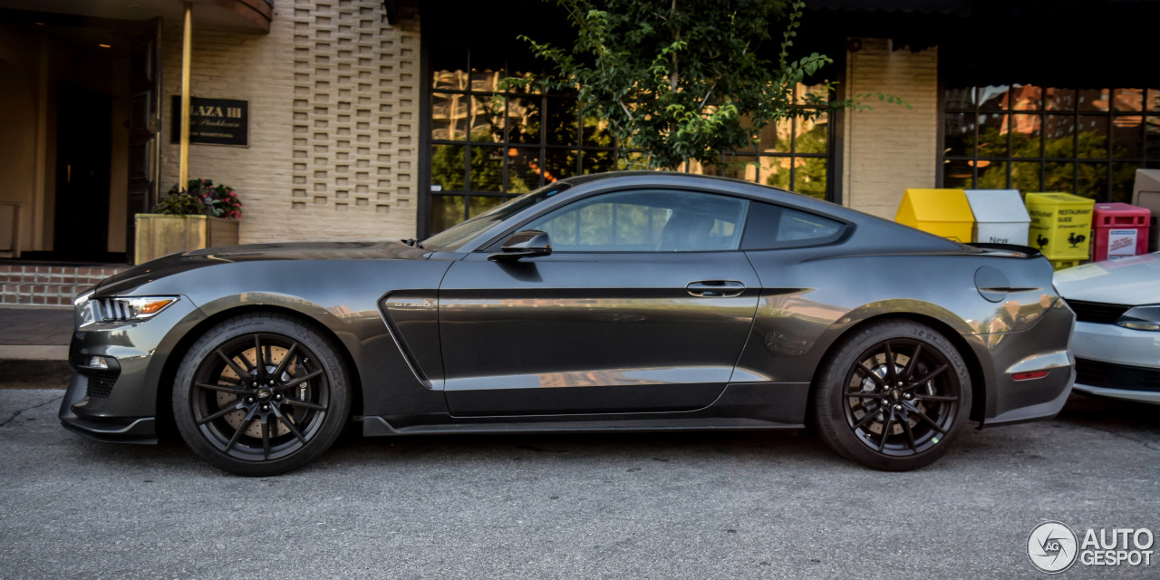Ford Mustang Shelby Gt 350 2015 4 August 2016 Autogespot