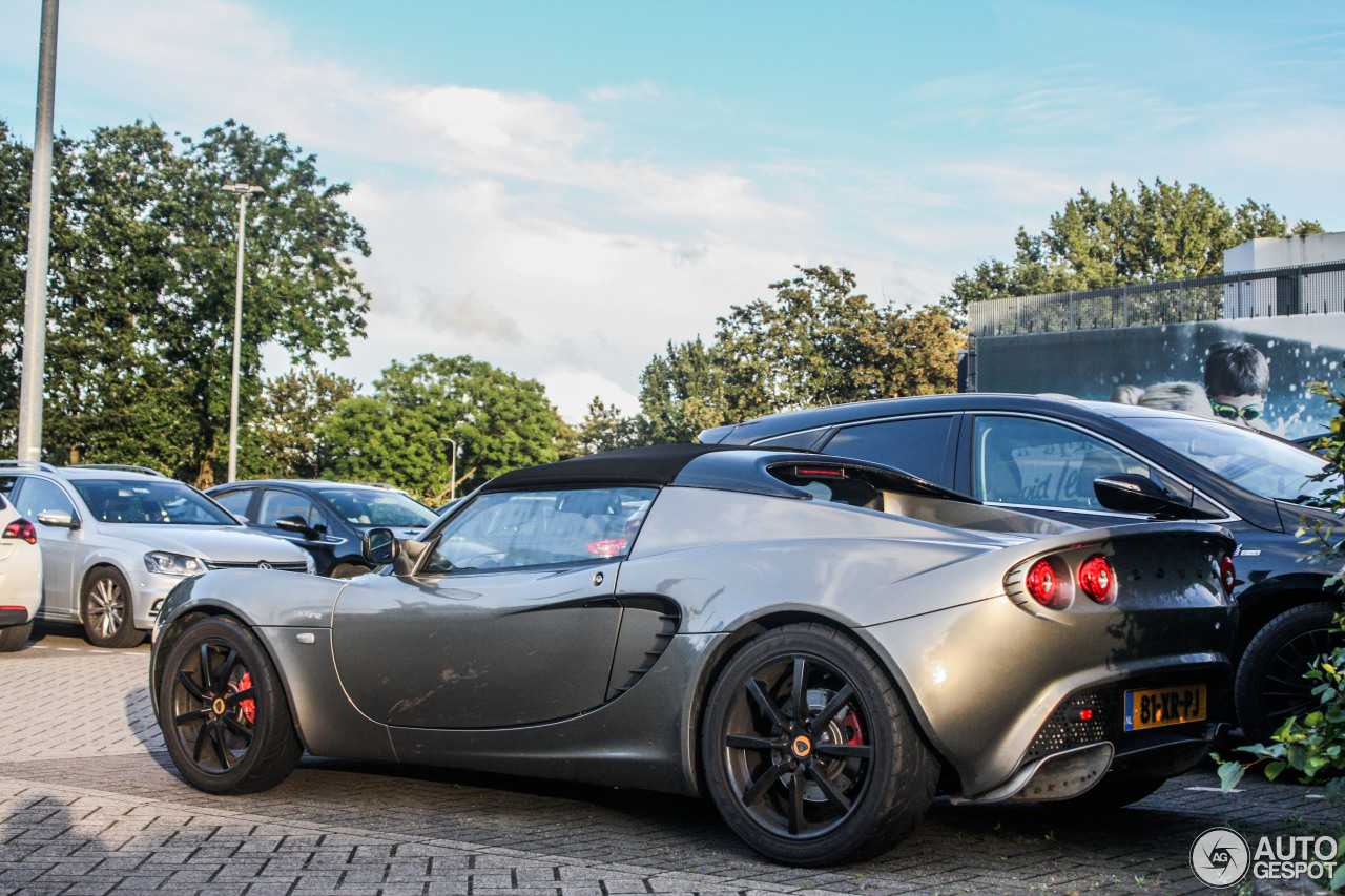 lotus elise s2 111r 4 agosto 2016 autogespot. Black Bedroom Furniture Sets. Home Design Ideas