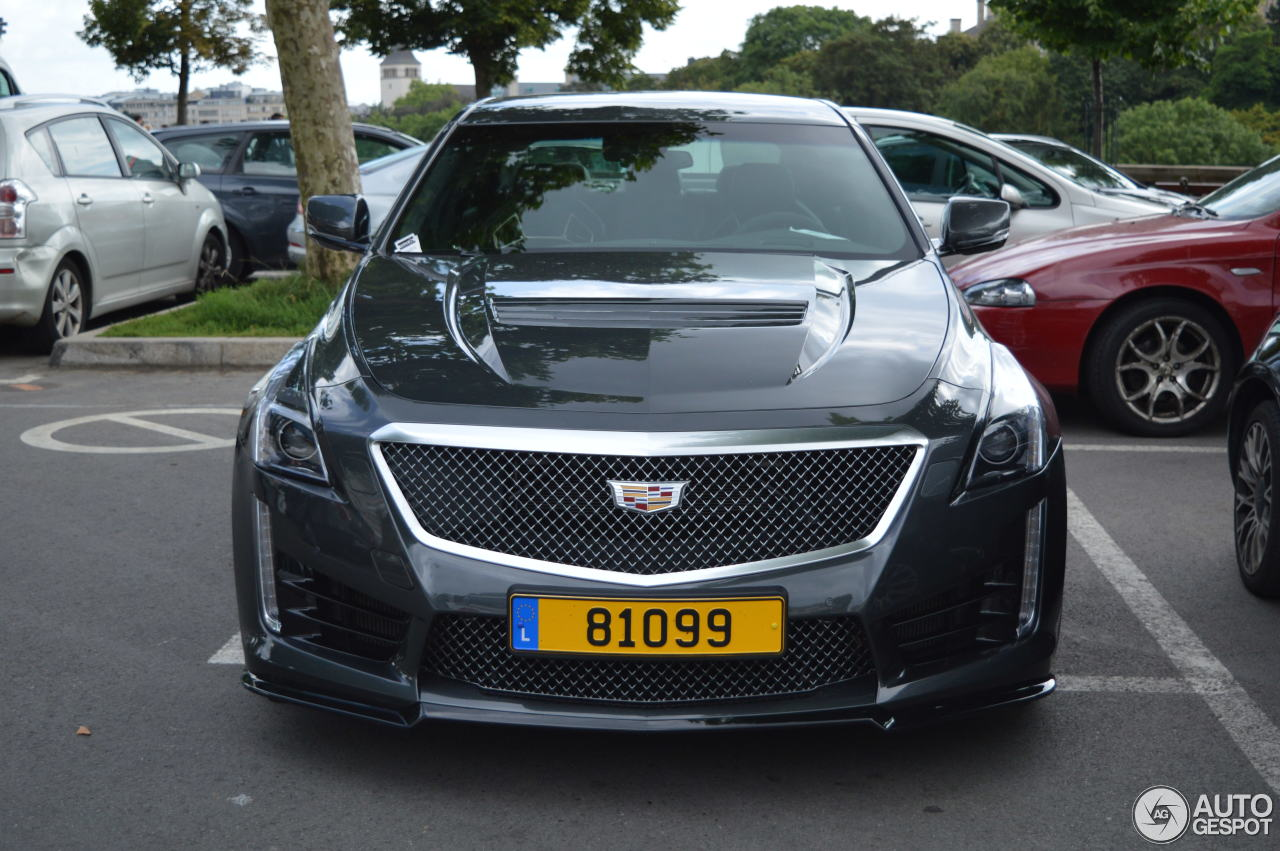 Cadillac Cts V 2015 5 August 2016 Autogespot