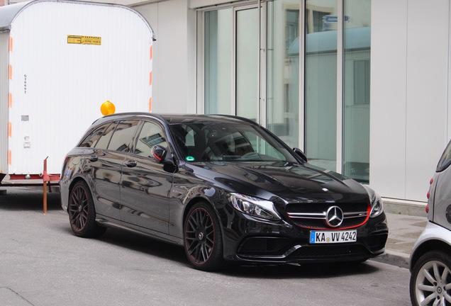 Mercedes-AMG C 63 Estate S205 Edition 1