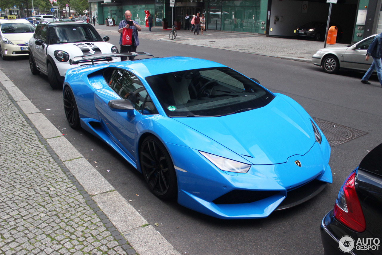 Lamborghini Hurac 225 N Lp610 4 Novitec Torado N Largo 6