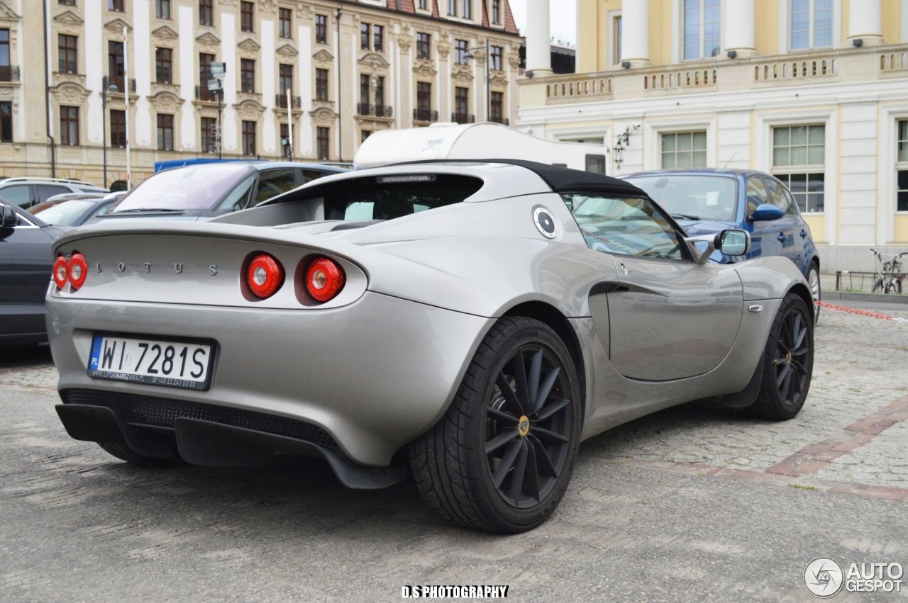 lotus elise s3 6 august 2016 autogespot. Black Bedroom Furniture Sets. Home Design Ideas