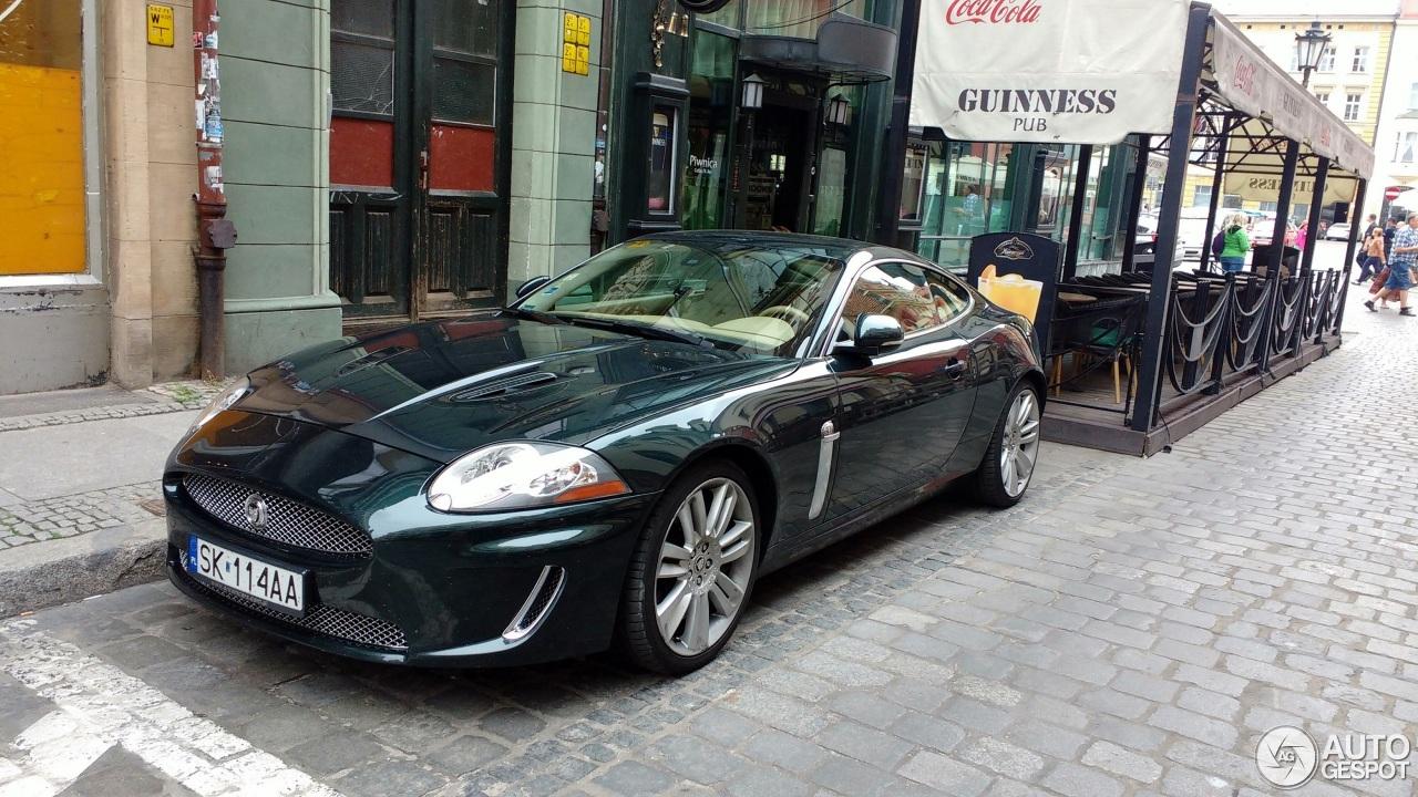 Jaguar XKR 2009 - 7 augustus 2016 - Autogespot