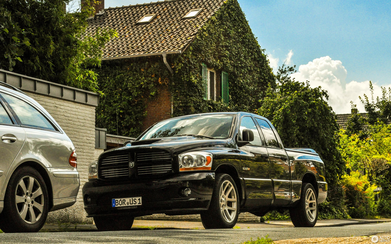 Dodge RAM SRT-10 Quad-Cab - 7 August 2016 - Auspot
