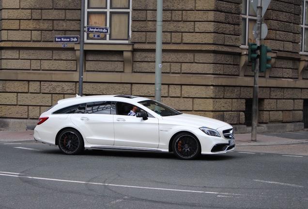 Mercedes-AMG CLS 63 S X218 Shooting Brake 2016