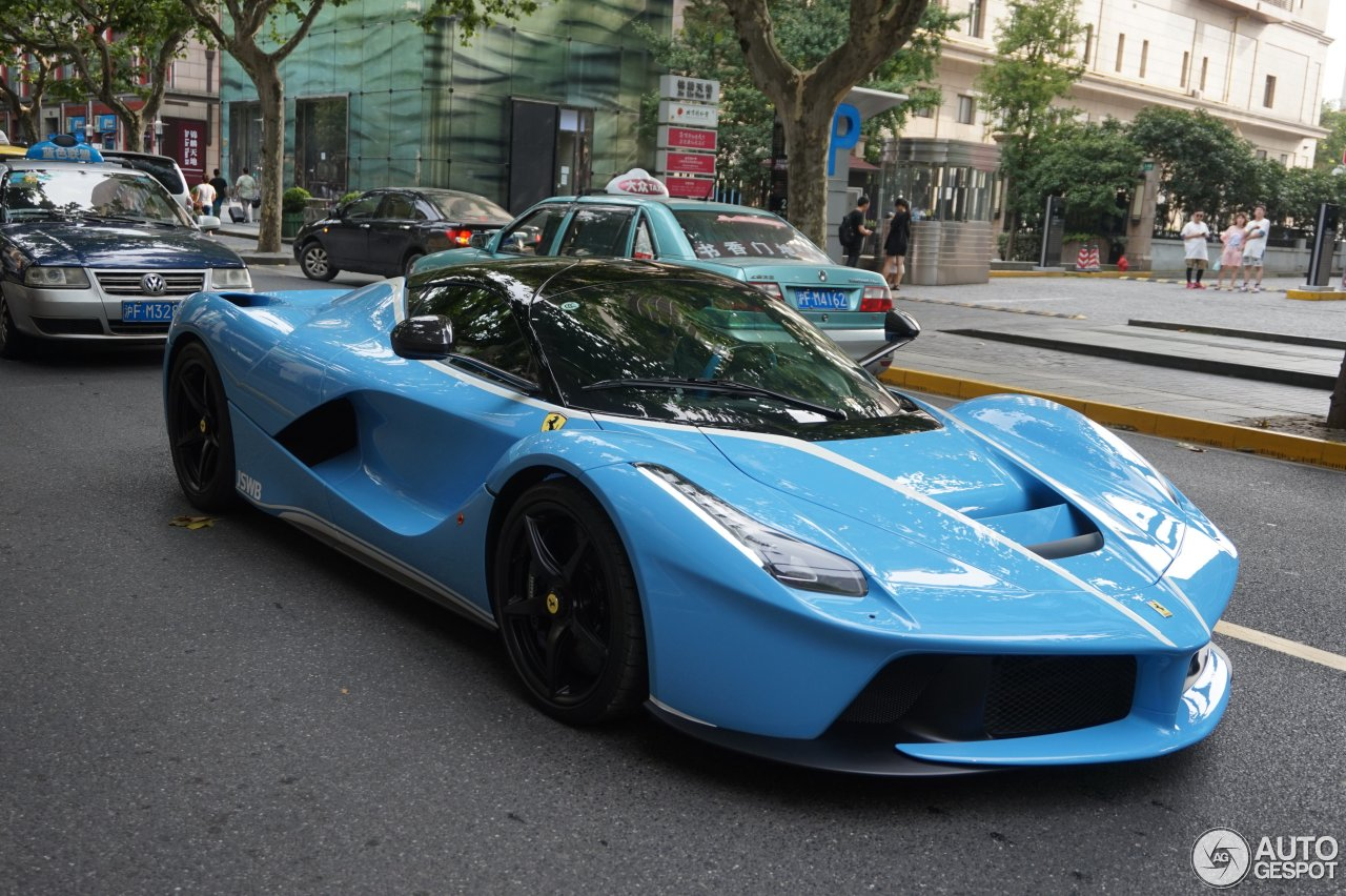 Ferrari Laferrari 9 August 2016 Autogespot