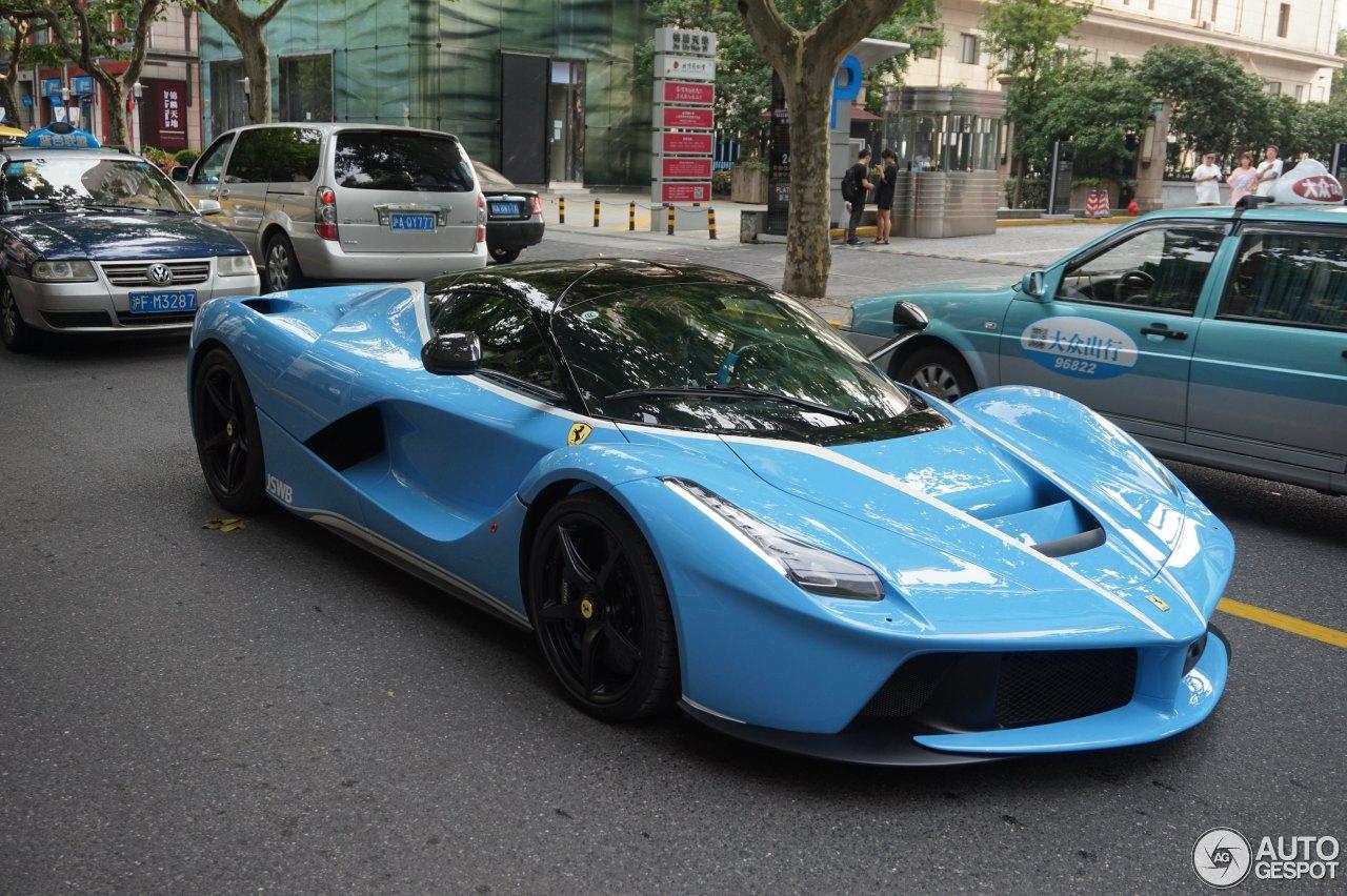 Ferrari Laferrari 9 August 2016 Autogespot