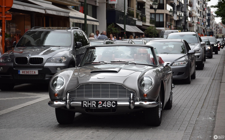 Aston Martin DB Vantage Convertible August Autogespot - Hardtop convertible aston martin
