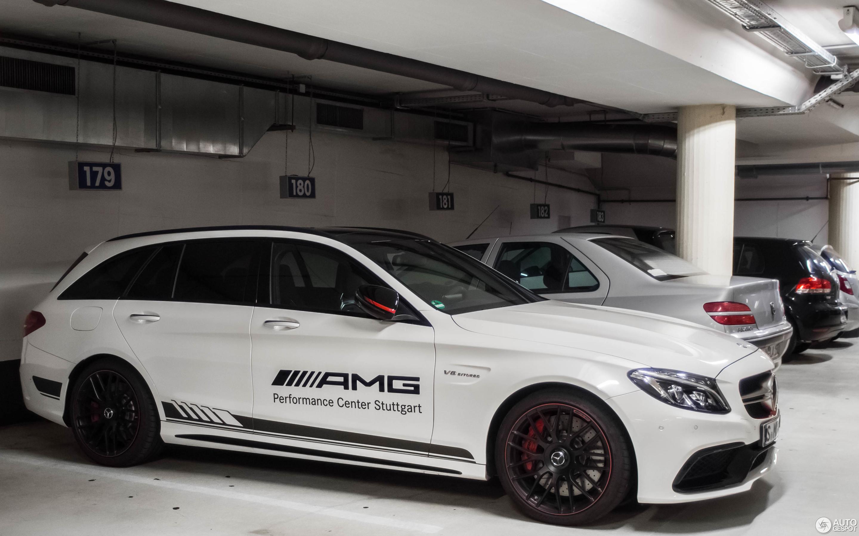 Mercedes AMG C 63 S Estate S205 Edition 1 9 August 2016 Autogespot