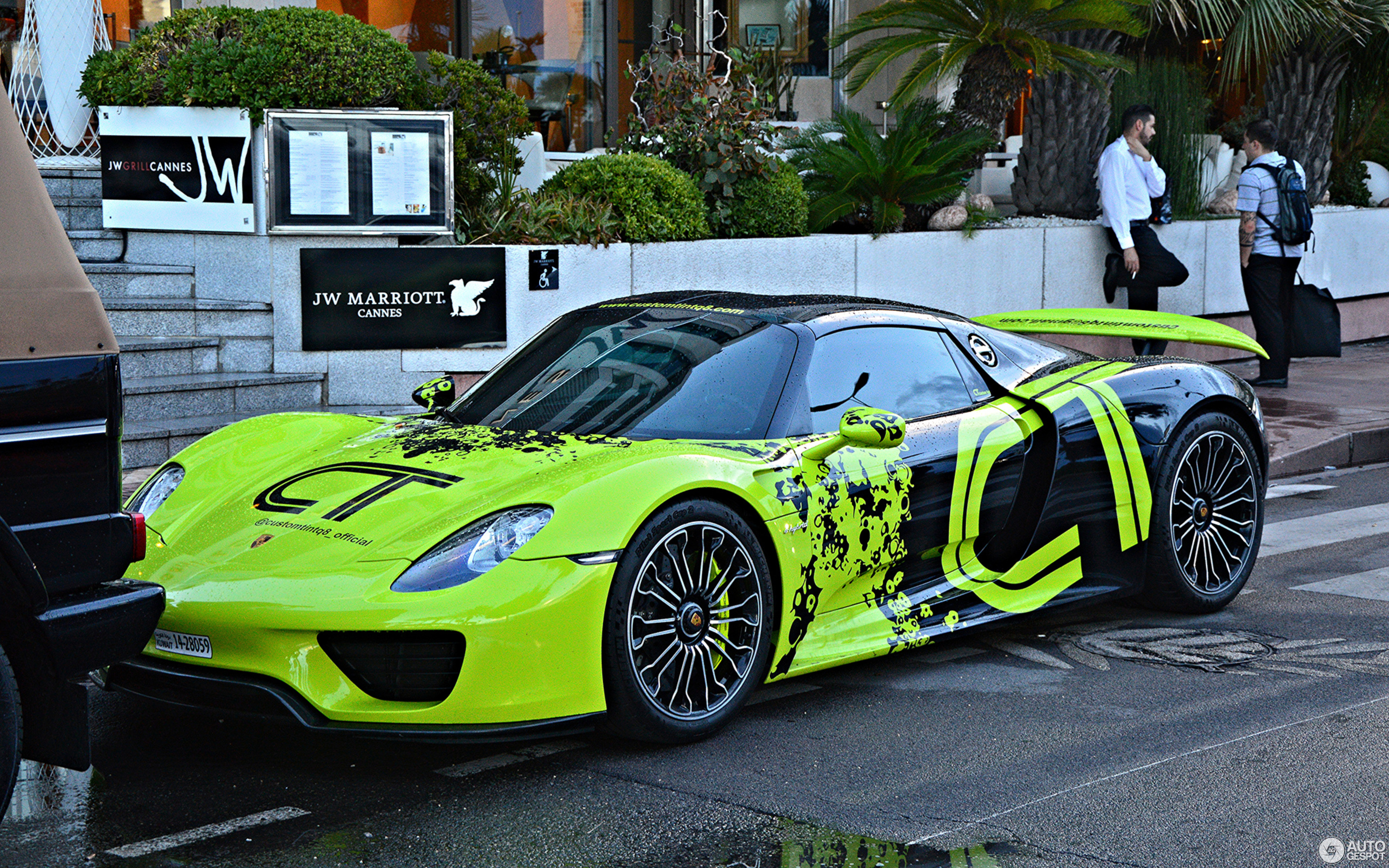 Porsche 918 Spyder - 9 August 2016 - Autogespot