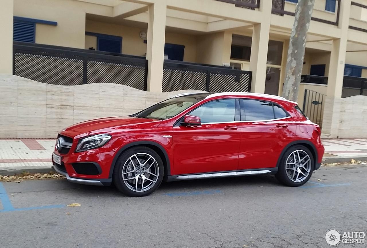 Mercedes 6X6 For Sale >> Mercedes-Benz GLA 45 AMG X156 - 10 August 2016 - Autogespot