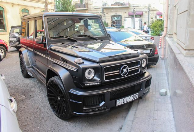 Mercedes-Benz Hamann Spyridon