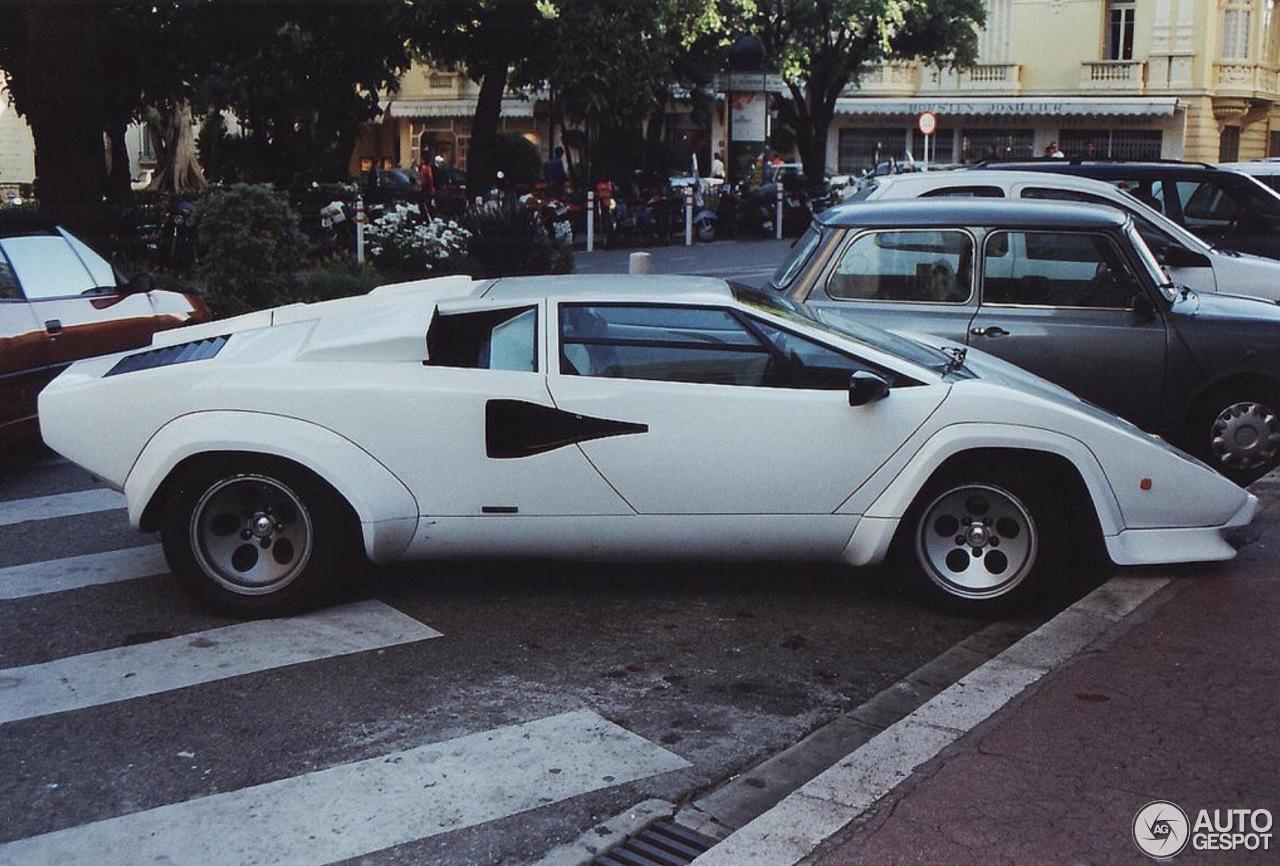 Lamborghini Countach 11 August 2016 Autogespot