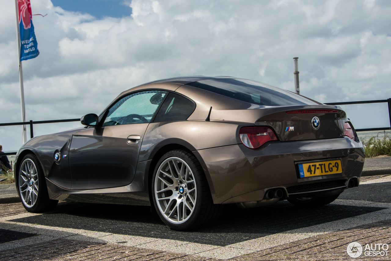 BMW Z4 M Coupé - 12 August 2016 - Autogespot