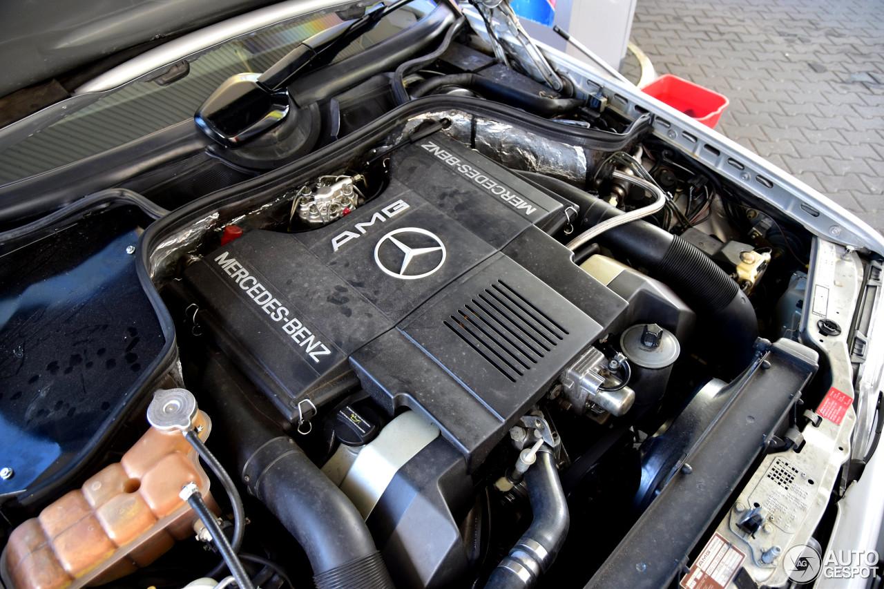 Mercedes Benz Amg 300e 60 Hammer 12 August 2016 Autogespot M117 Engine