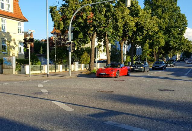 Chevrolet Corvette C6 Grand Sport Convertible