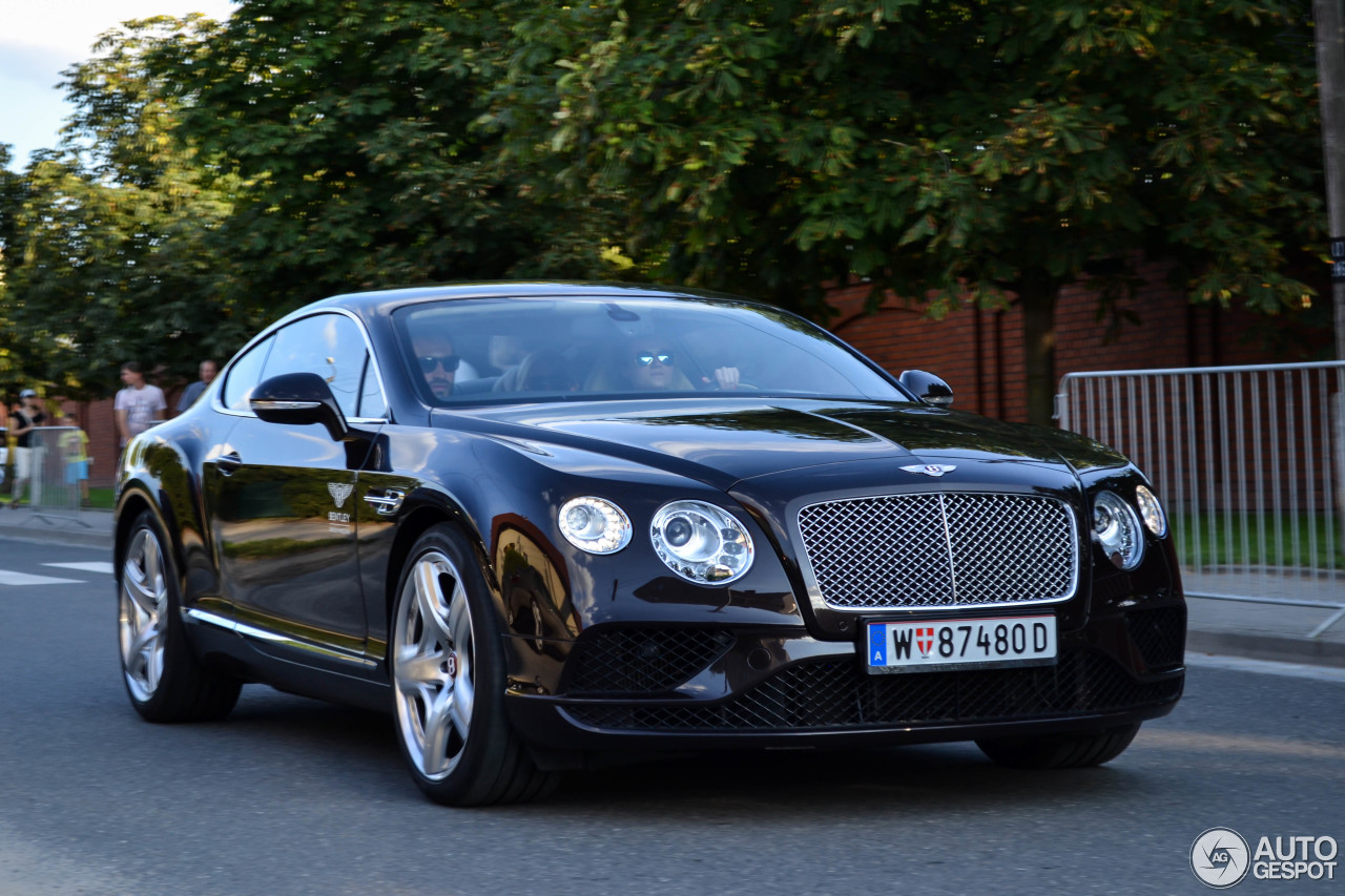 bentley continental gt v8 2016 13 august 2016 autogespot. Black Bedroom Furniture Sets. Home Design Ideas
