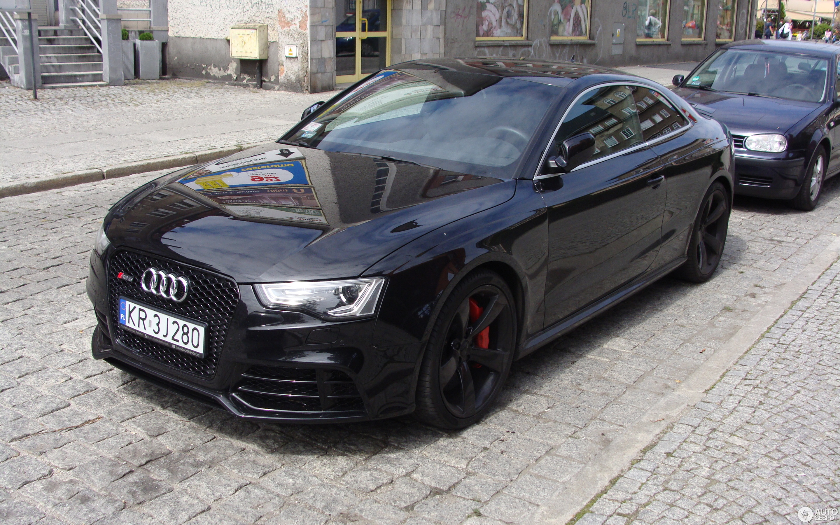 Audi Rs5 B8 2012 13 August 2016 Autogespot