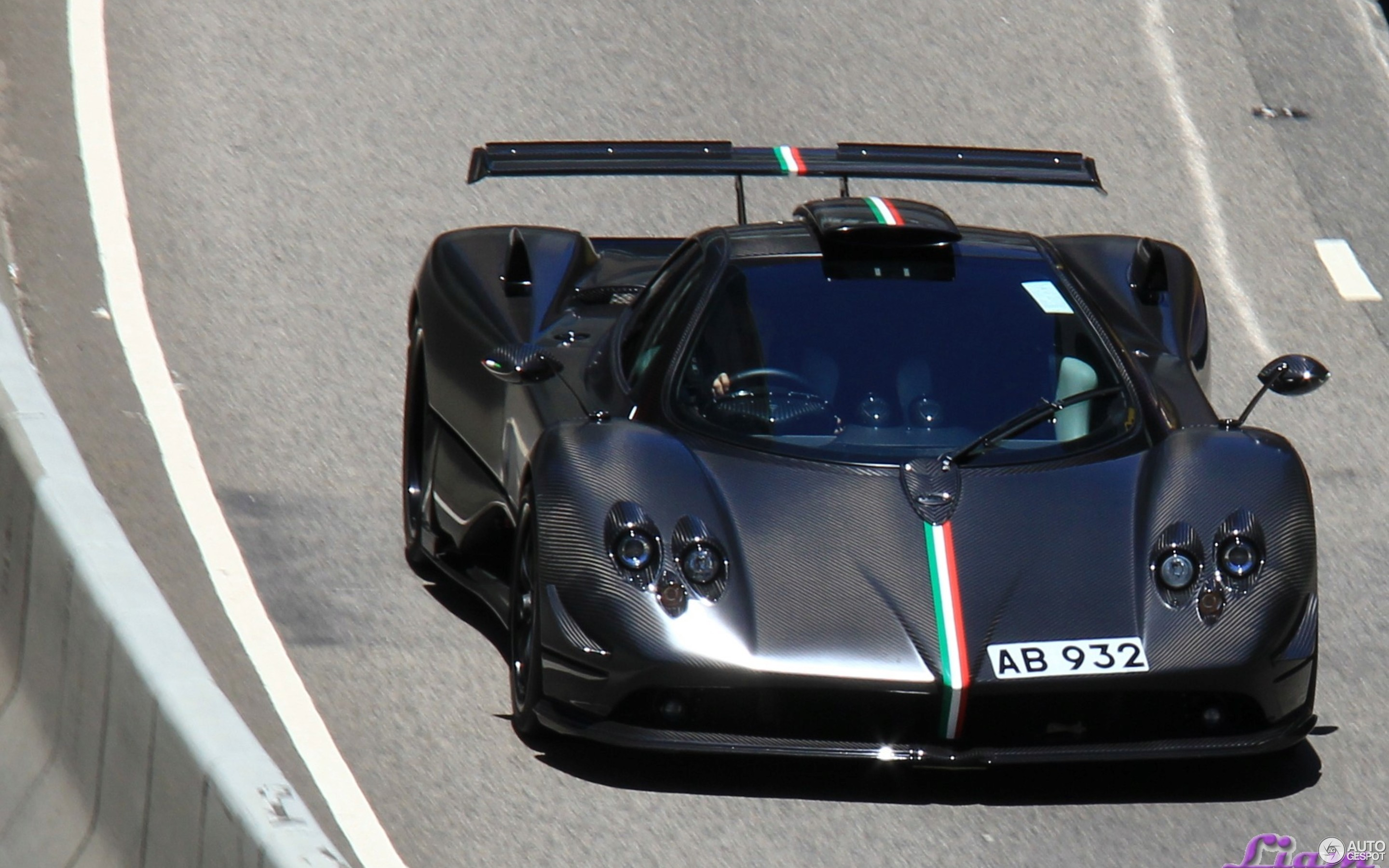 Pagani Zonda Absolute - 13 August 2016 - Auspot