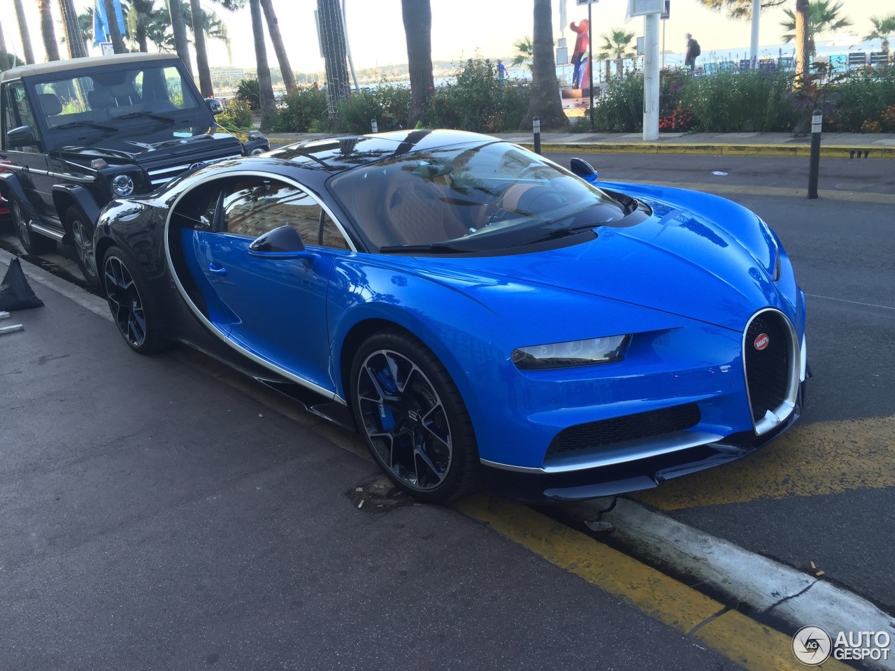 Bugatti Chiron 14 August 2016 Autogespot