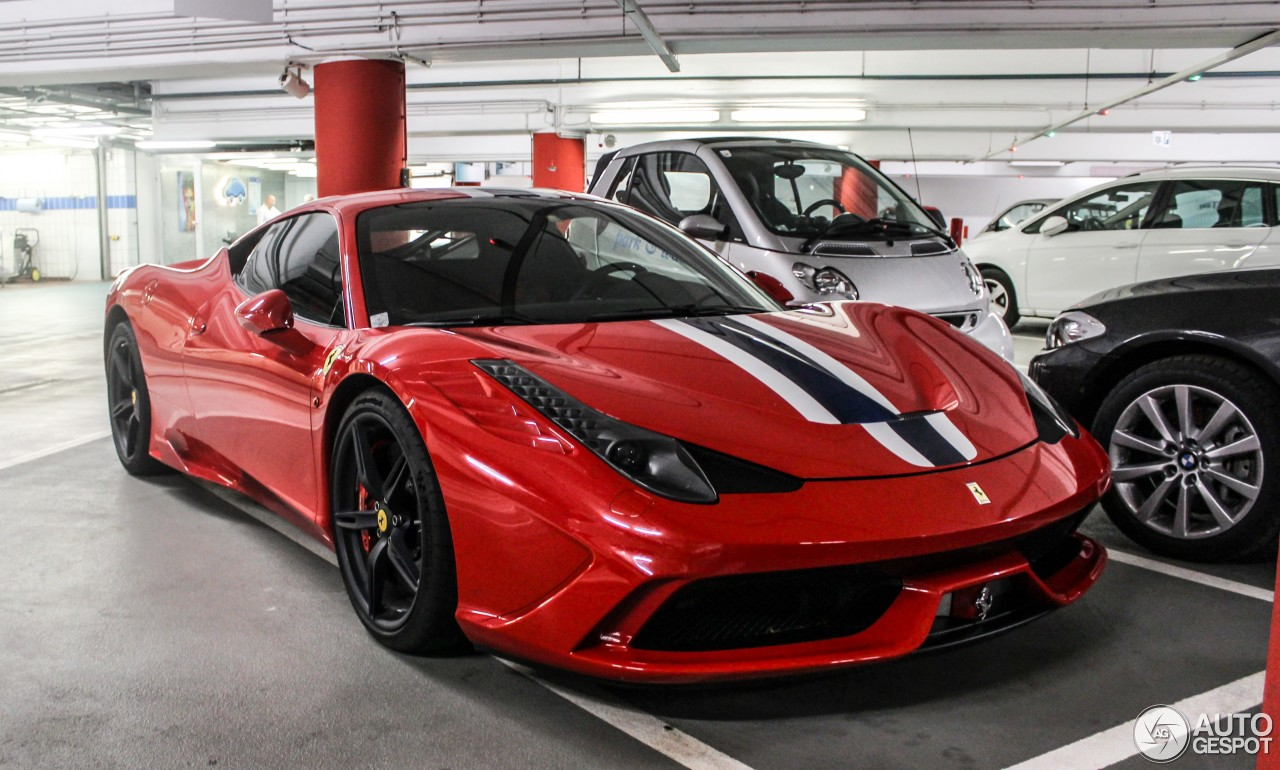 ferrari 458 speciale 14 august 2016 autogespot. Black Bedroom Furniture Sets. Home Design Ideas