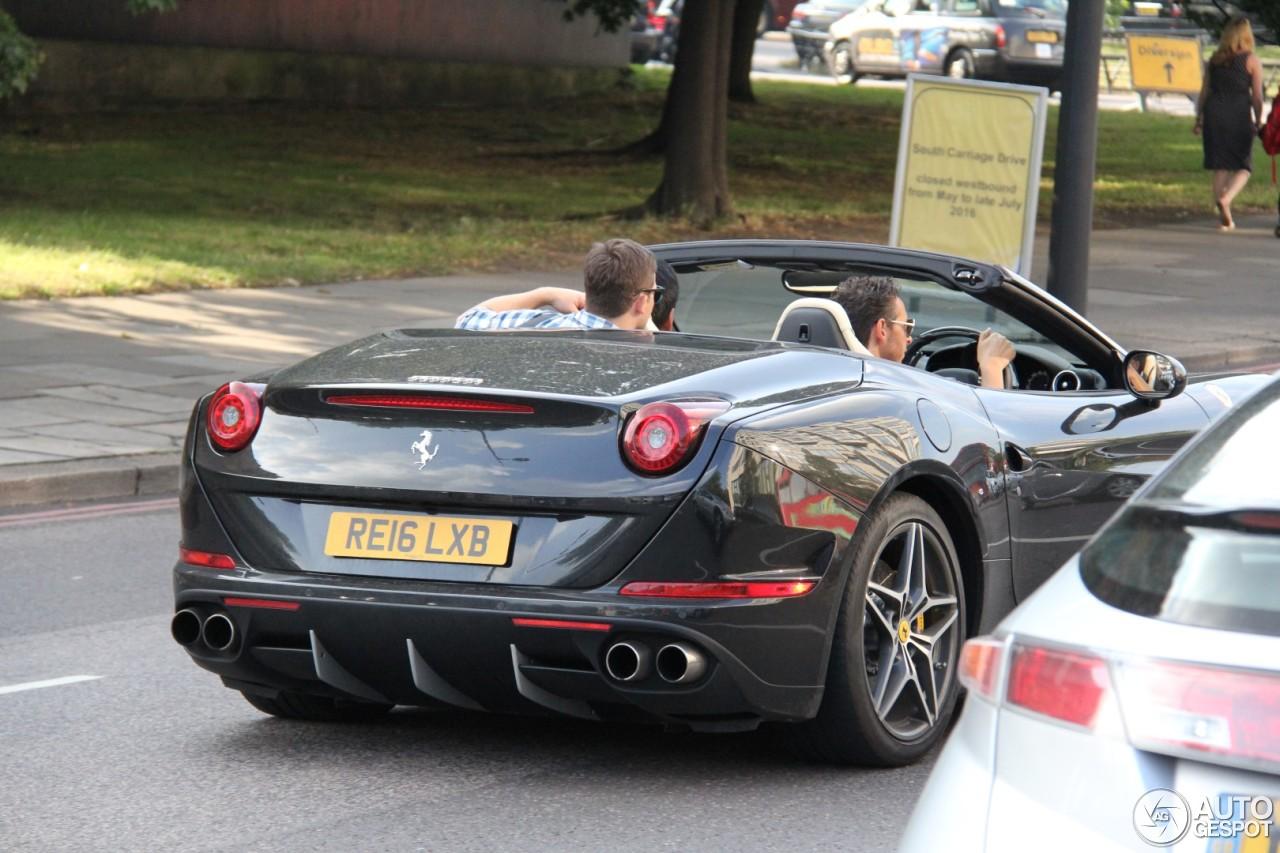 Ferrari California T - 14 août 2016 - Autogespot