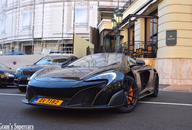 McLaren 675LT Spider