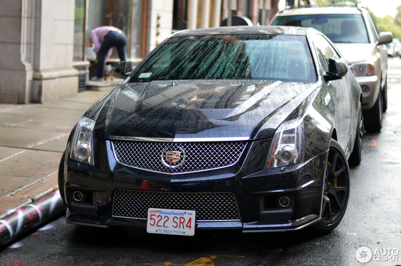 Cadillac Ats V Coupe >> Cadillac CTS-V Coupé - 15 August 2016 - Autogespot
