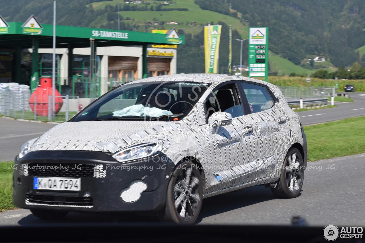 Ford Fiesta 2018 - 16 August 2016 - Autogespot