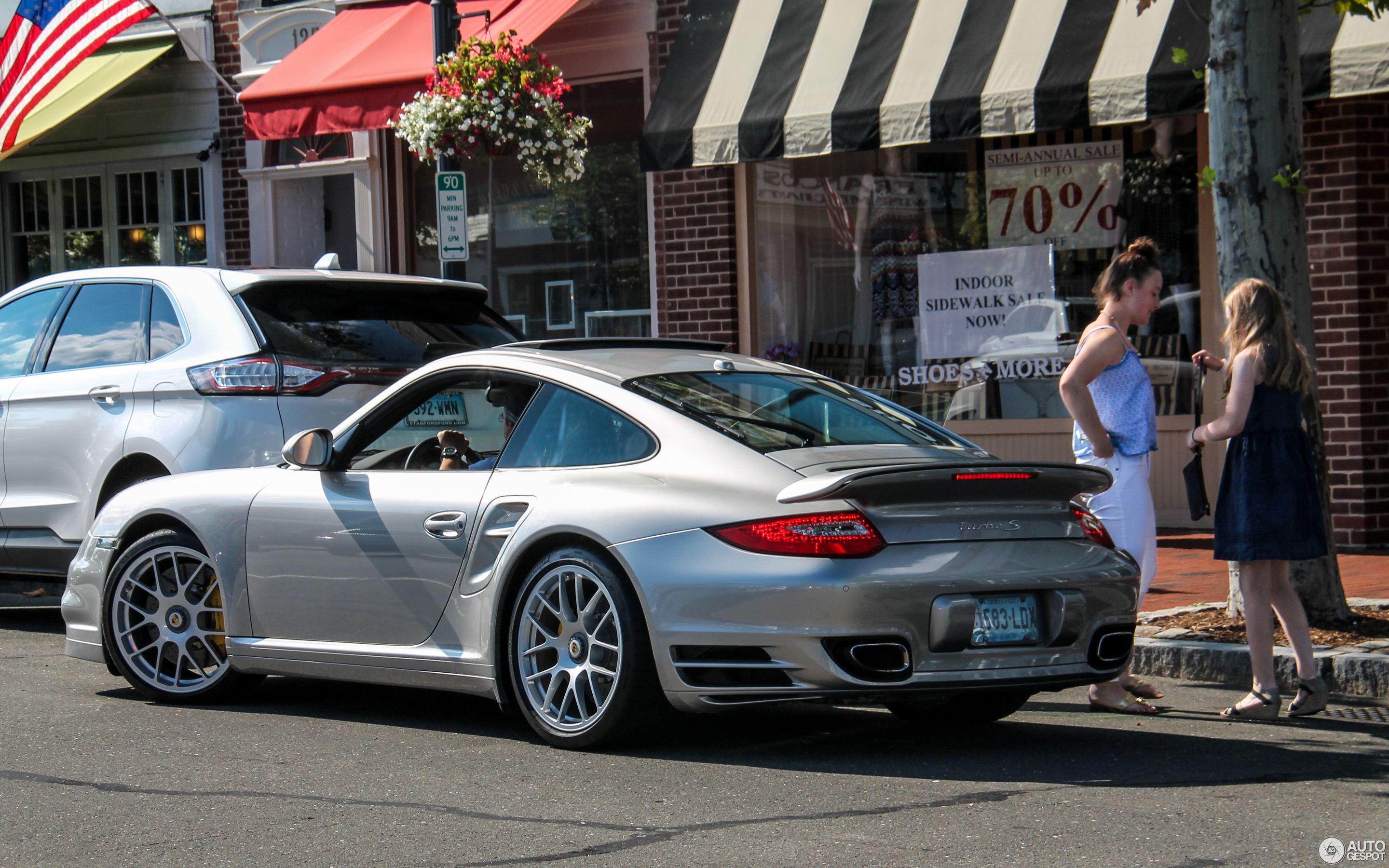 Porsche 997 Turbo S 16 August 2016 Autogespot