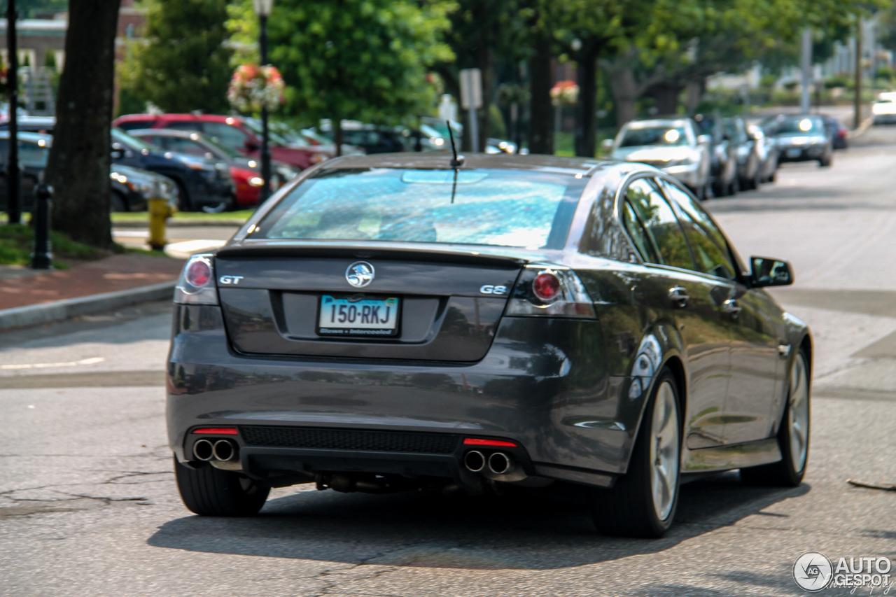 Pontiac G8 Gt 16 August 2016 Autogespot