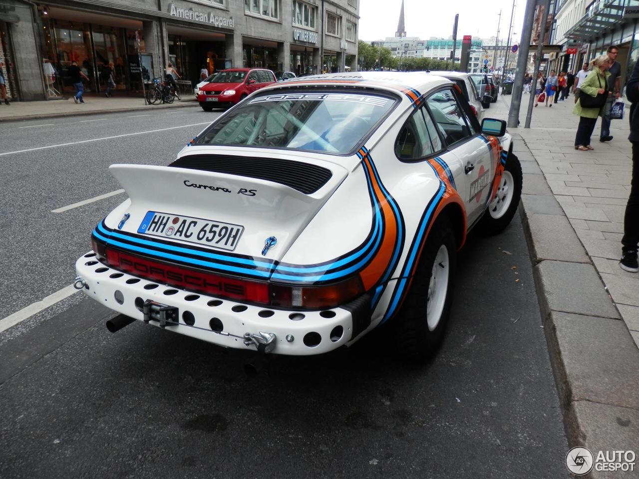 Porsche 911 Carrera Rs Rally 17 August 2016 Autogespot